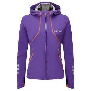 OMM Womens Kamleika Waterproof Jacket - Purple