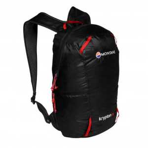 Montane Krypton 18 Litre Ultralight Backpack - Black