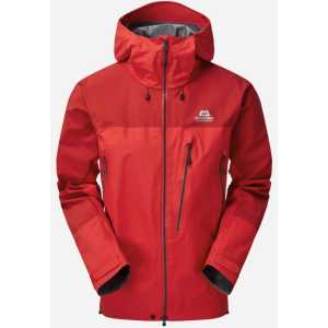 Mountain Equipment Lhotse GTX Pro Waterproof Jacket - Imperial Red/Crimson
