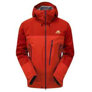Mountain Equipment Lhotse GTX Waterproof Jacket - Imperial Red/Crimson