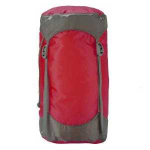 Trekmates Compression Stuffsack 8 Litre - Scarlet