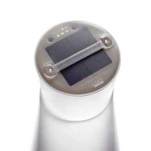 Luci Lux Inflatable Solar Rechargeable Light/Lantern