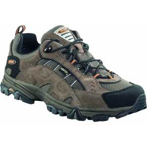 Meindl Magic Men 2.0 GTX Walking Shoes - Brown/Orange