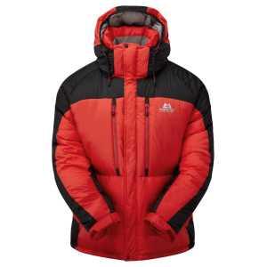 Mountain Equipment Annapurna Insulated Jacket - True Red/Black