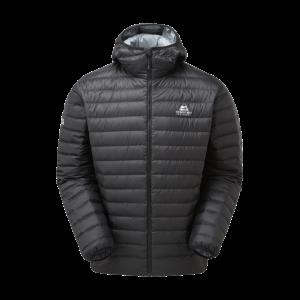 Mountain Equipment Earthrise Hooded Jacket - Black