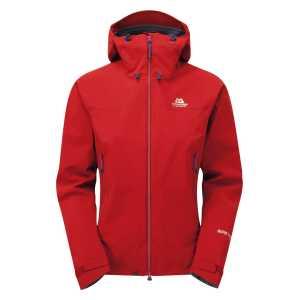 Mountain Equipment Janak GTX Waterproof Jacket - Imperial Red/Crimson