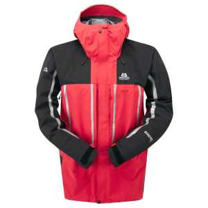 Mountain Equipment Kongur MRT GTX Pro Waterproof Jacket - Imperial Red/Black
