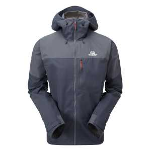Mountain Equipment Mens Lhotse Atmo Gore-Tex Jacket - Blue Nights/Ombre Blue
