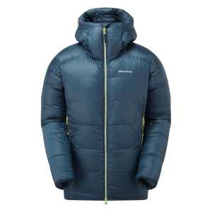 Montane Alpine 850 Insulated Down Jacket - Narwhal Blue