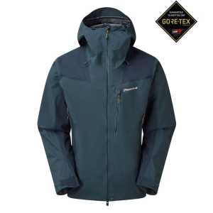 Montane Alpine Resolve GTX Pro Waterproof Jacket - Orion Blue