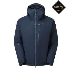 Montane Duality Insulated Synthetic GTX Waterproof Jacket - Astro Blue