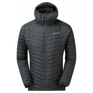 Montane Icarus Stretch Insulated Synthetic Jacket - Shadow