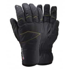 Montane Prism Insulated Lightweight Gloves - Black