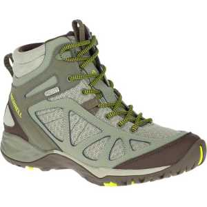 Merrell Siren Sport Q2 Mid GTX Womens Walking Boots - Dusty Olive