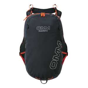 OMM Phantom 12 Lightweight Backpack - Black