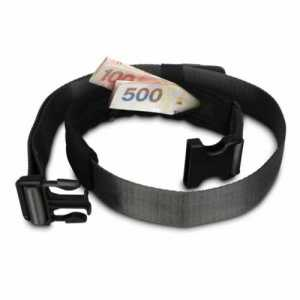 Pacsafe Cashsafe 25 Anti-Theft Deluxe Travel Belt Wallet (Ex-Sample)