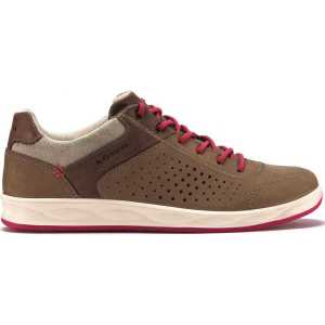 Lowa Womens San Francisco Gore-Tex Surround Walking Shoes - Taupe/Berry