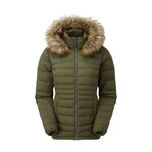 Sprayway Roslin Insulated Down Jacket - Woodland