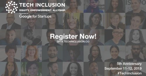 HireClub at Tech Inclusion Conference and Career Fair