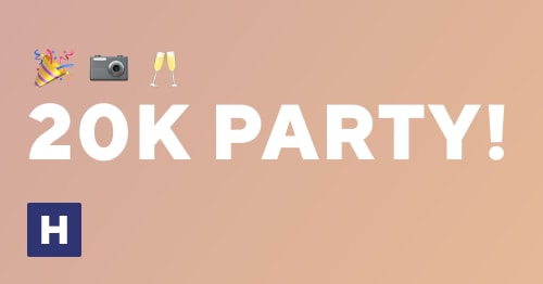 HireClub 20K Party