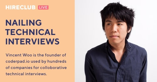 Nailing Technical Interviews with Vincent Woo