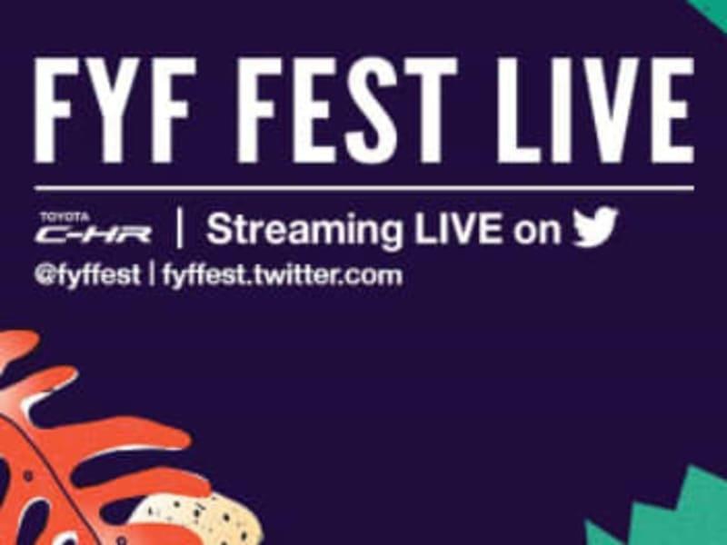 FYF Fest 2107 Twitter Live Stream