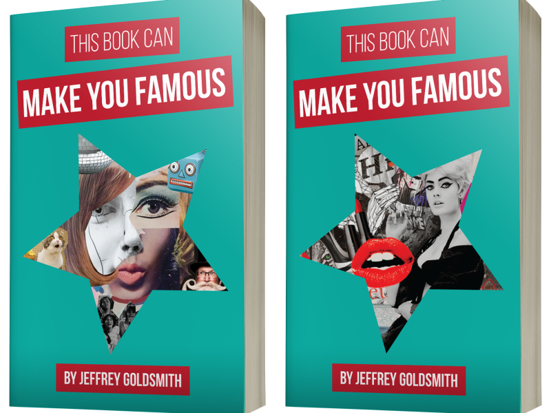 This Book Can Make You Famous
