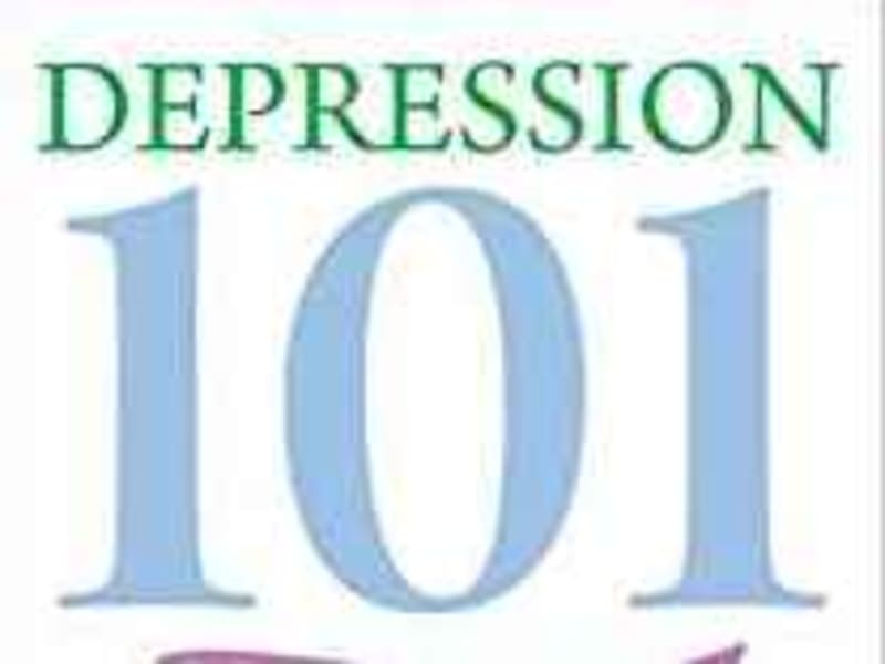 Depression 101 by John Preston and Melissa Kirk