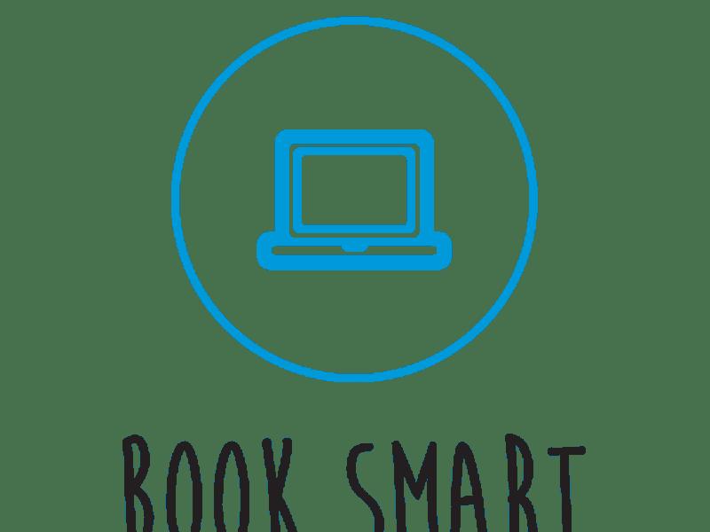Book Smart app