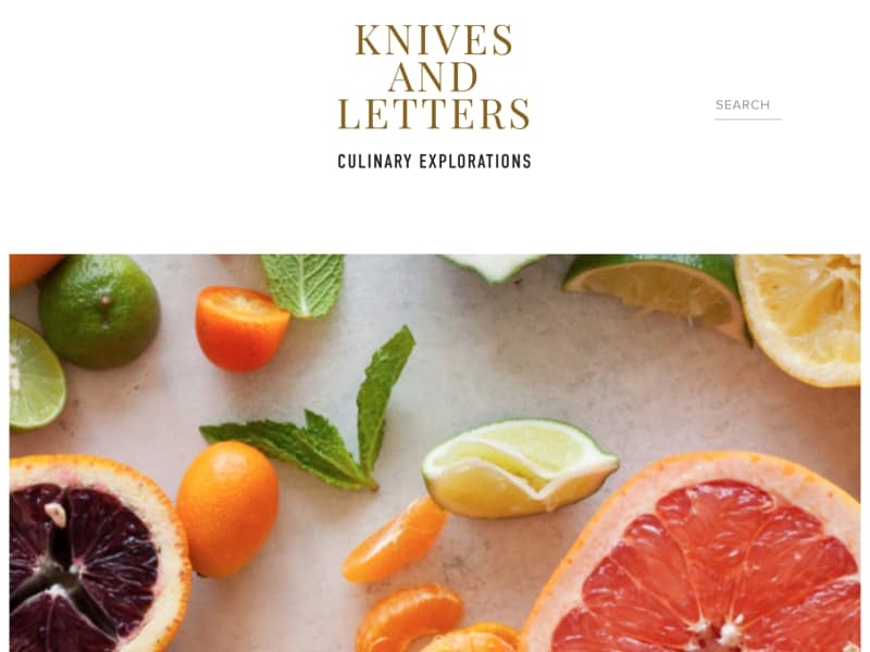 Knives and Letters