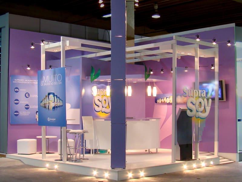 Exhibition Design - Suprasoy