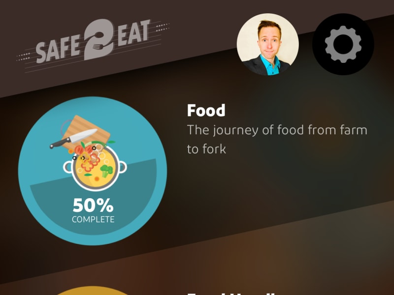 Safe2Eat Mobile App