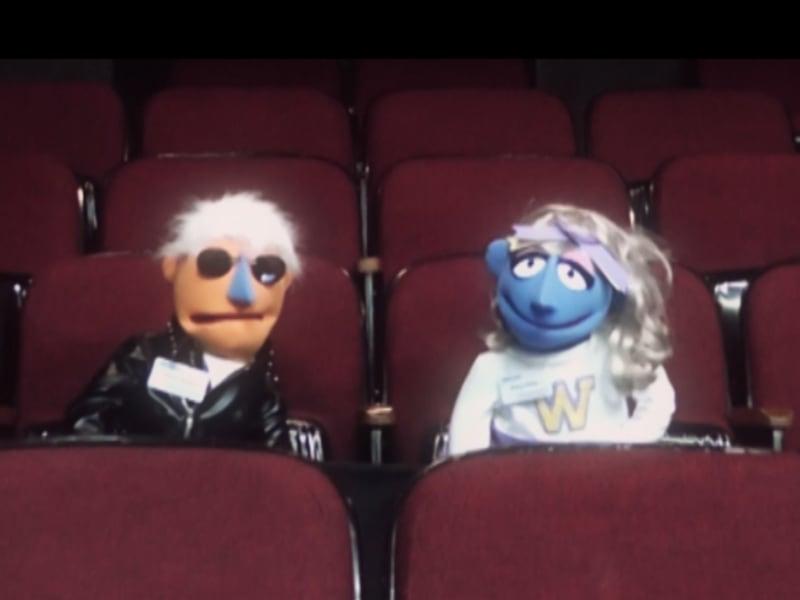 Internal Social Media Puppet Video Blogs