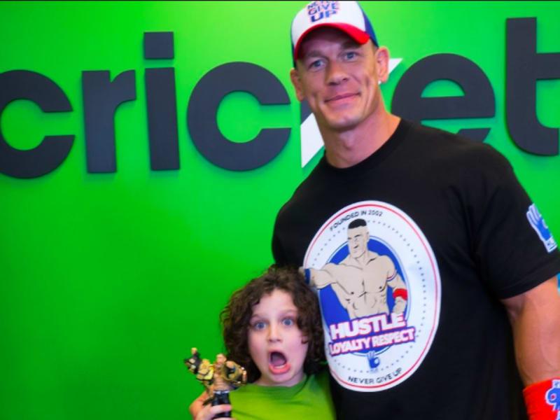 The Unexpected John Cena Surprise