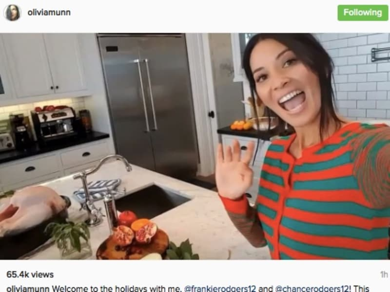 Comcast Xfinity X1 Holiday Campaign with Olivia Munn