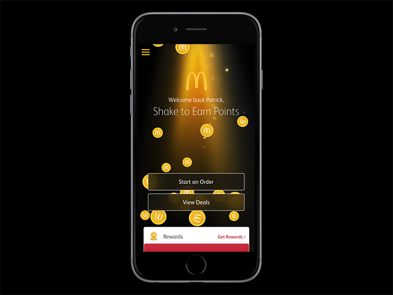McDonald's Corporation iOS App