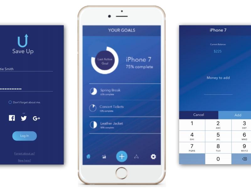 SaveUp Mobile App