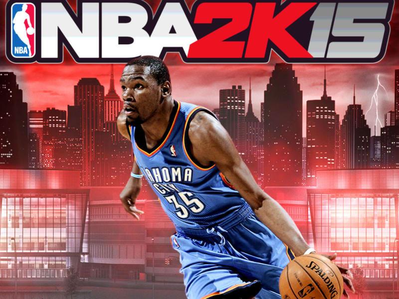 NBA 2k 15