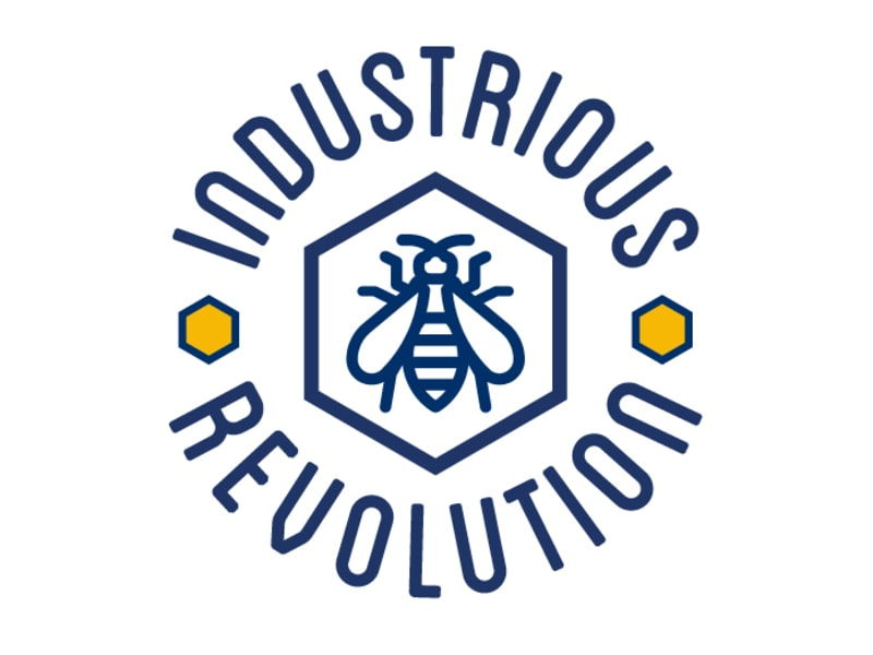 Industrious Revolution Branding