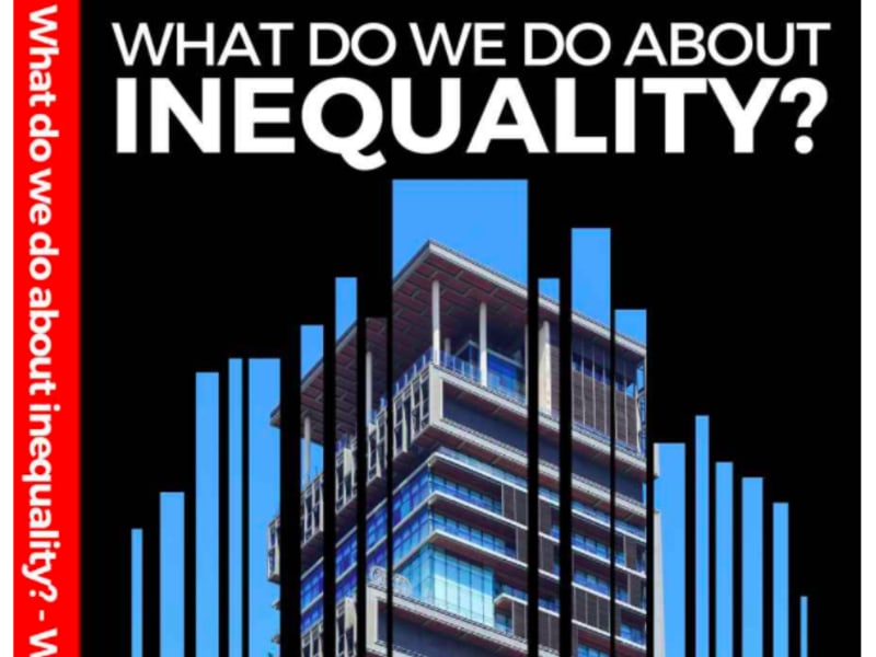 Contributing essayist: What do we do about inequality?