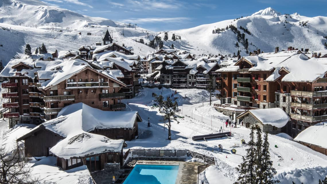 Ski France Arc 1950 Les Arcs Ski Holidays 2017 2018