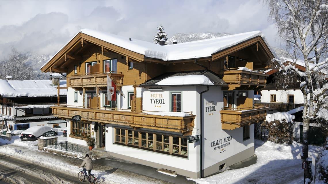 Chalet Alpina St Johann In Tirol Austria Ski Holidays Ski Mcneill