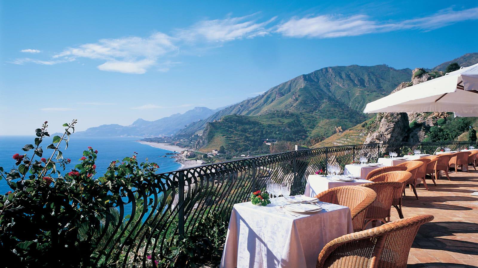 Baia Taormina Grand Palace Hotel Spa