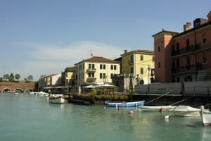 Peschiera, Lake Garda