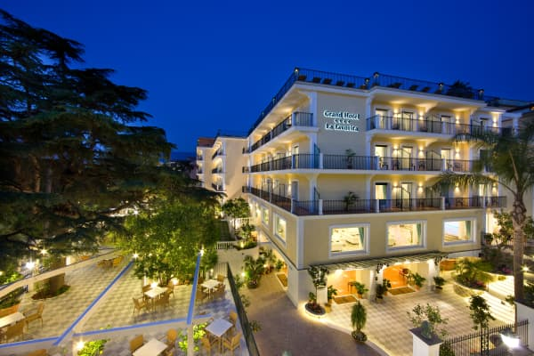 Hotel La Favorita, Sorrento, Bay of Naples
