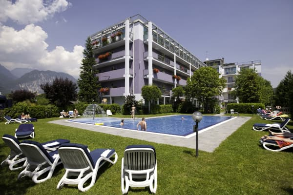 Ambassador Suite Apartments, Riva, Lake Garda