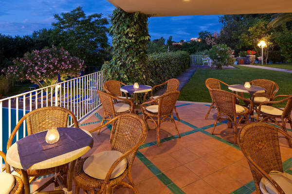 Hotel Continental Mare, Ischia, Bay of Naples