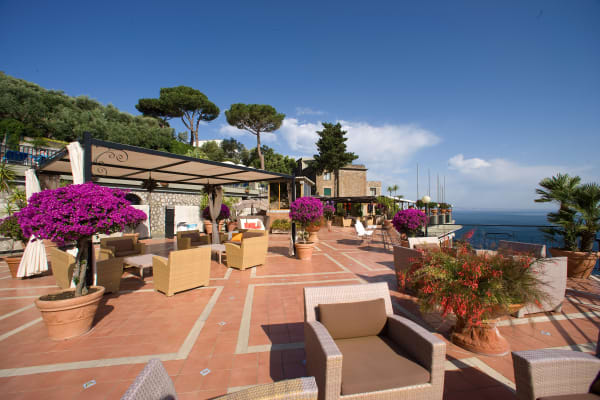 Stay and Explore Sorrento Hotel Bristol, Sorrento, Bay of Naples