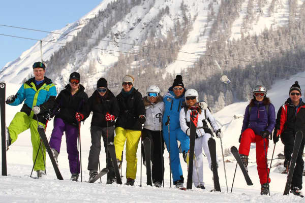 Alpen Village Hotel,Copper Face Jacks Ski Trip