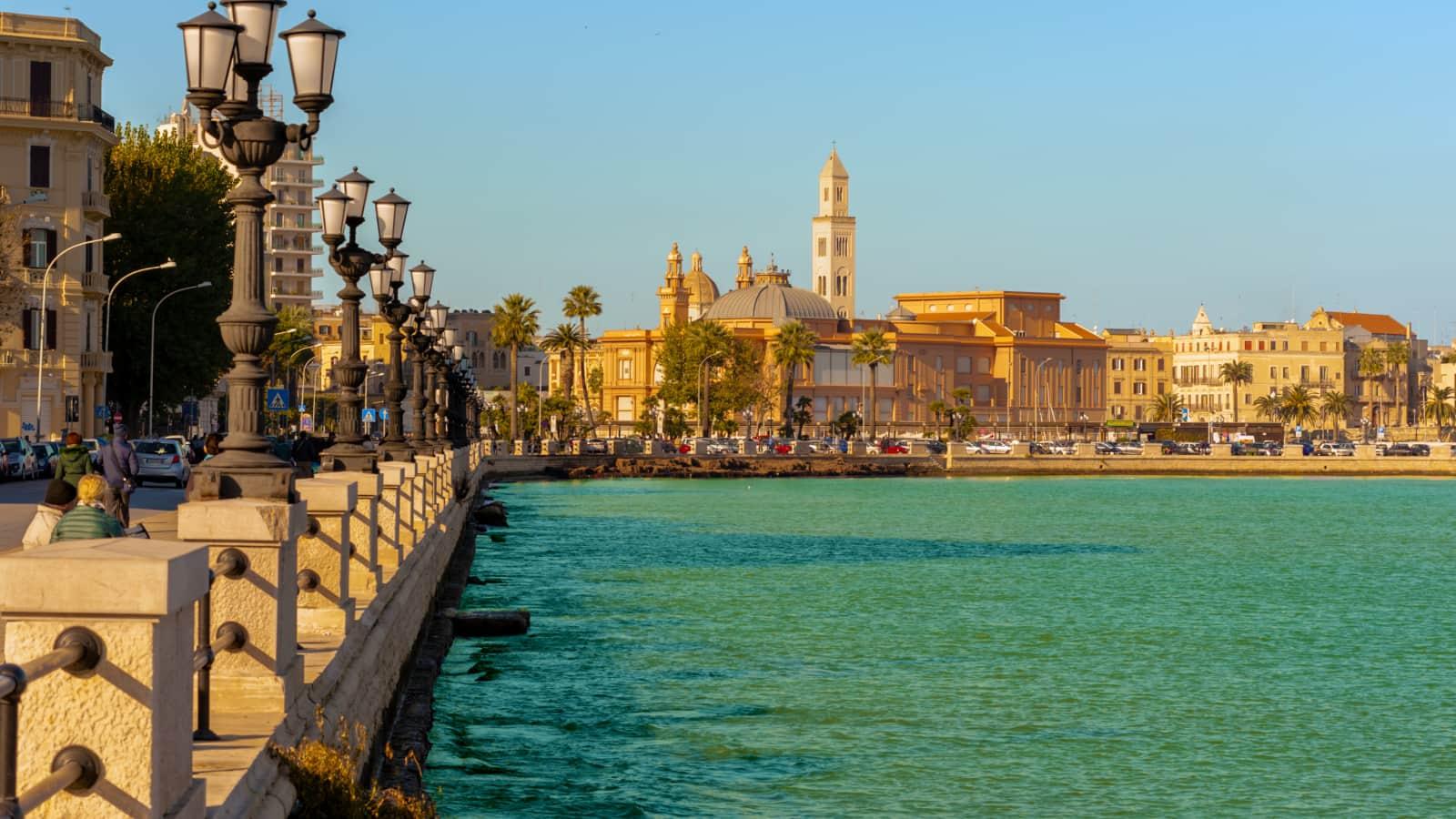 Come discover Bari